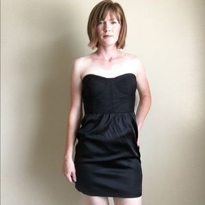 WALTER BY WALTER BAKER LBD Strapless with boning